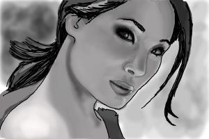 How to Draw Lucy Liu
