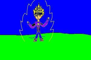Super Saiyan 2 Steven3C