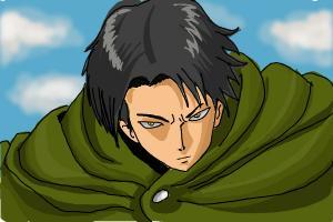 How to Draw Lance Corporal Levi from Shingeki No Kyojin