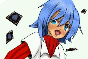 How to Draw Aichi Sendou from Cardfight!! Vanguard
