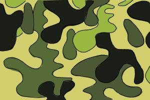 How to draw camo