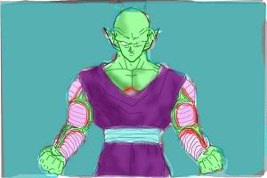 piccolo(dragon ball z)