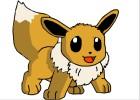 How to draw pokemon: Eevee
