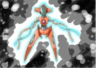 How to Draw Deoxys