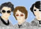 How to Draw The Jonas Brothers
