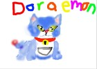 How to draw doraemon in different style