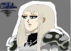 How to Draw Galatea from Claymore