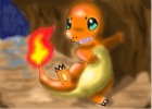 How to draw pokemon: Charmander