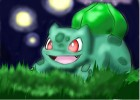 How to draw pokemon: Bulbasaur