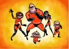 How to Draw The Incredibles