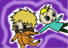 How to draw Kenny and Butters chibi