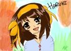 How to Draw Haruhi Suzumiya