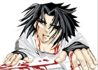 How to Draw Blood - Sasuke Uchiha