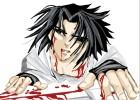 How to Draw Blood - Sasuke Uchiha