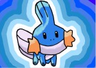 How To Draw Mudkip (Pokemon)