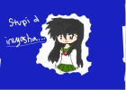 How to draw Chibi Kagome