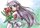 How to Draw Anime Flowers