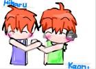 How to Draw Hitachiin Twins Chibi