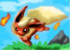 How to Draw Pokemon: Flareon
