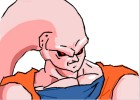 How to Draw Majin Buu