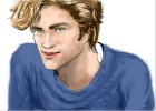 How to Draw Robert Pattinson