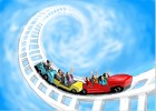 How to Draw a Roller Coaster