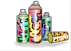 How to Draw Spray Cans
