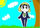 How to Draw Tamama Nitohei from Keroro Gunso