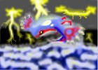 How to Draw Kyogre