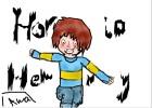 How to Draw Horrid Henry
