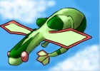 How to Draw Pokemon:Flygon