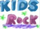 """Kids Rock"" Graffiti-Tutorial"