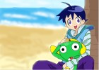 How to draw Fuyuki and Keroro