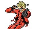 How to Draw Vash the Stampede