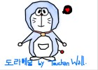 How to Draw Doraemon ( Kid Way )
