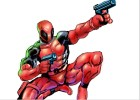 How to Draw Deadpool from The Xmen Series