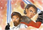 How to draw star wars the clone wars republic hero