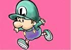 How to Draw Baby Luigi