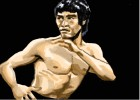 How to Draw Bruce Lee
