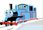 How to Draw Thomas the Tank Engine