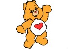 How to Draw a Care Bear