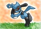 How to draw Pokemon:Riolu