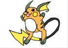 How to Draw Raichu