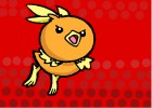 How to Draw Torchic