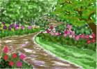 How To Draw Fatamorgana Garden