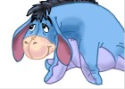 How to Draw Eeyore Winnie The Pooh