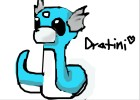 How to Draw Dratini