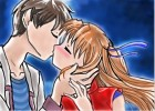 How to Draw an Anime Kiss