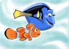 How to Draw Nemo And Dory