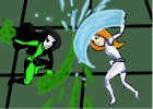How to Draw Kim Possible Vs Shego
